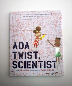 Book review of Ada Twist, Scientist