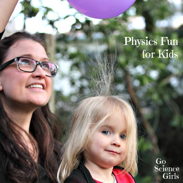 Physics fun for kids