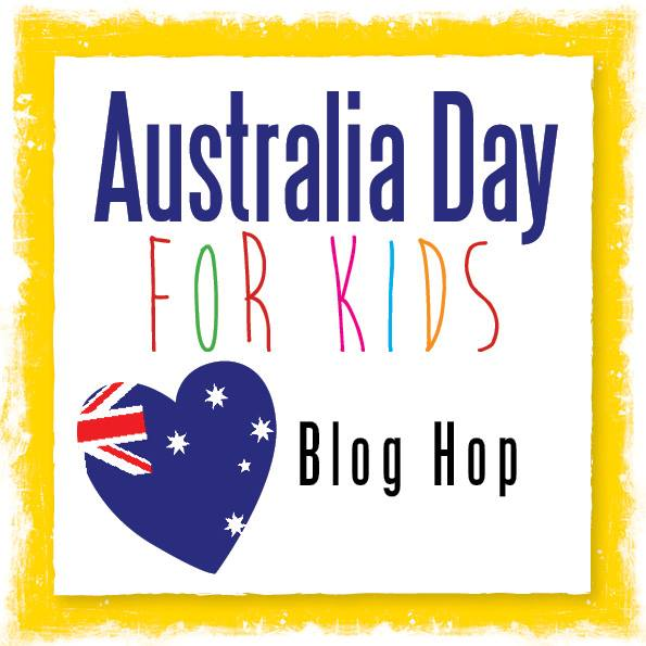 Australia Day for Kids blog hop