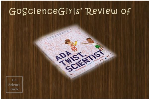Book review of Ada Twist, Scientist
