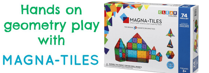 Magnatiles for Christmas present