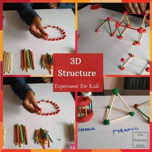 3D Structure Stem Challenge