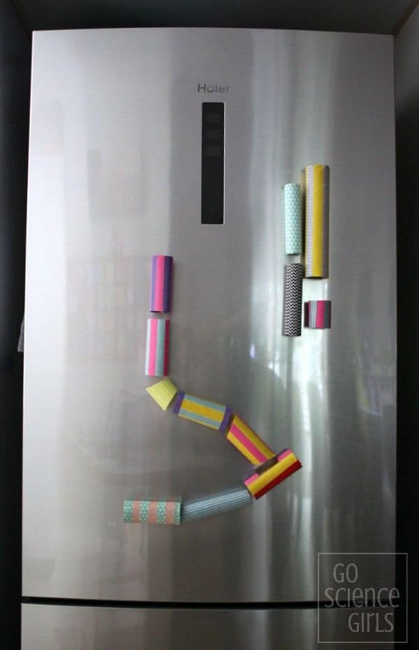 decorating tubes for marble run fridge door