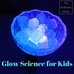 Glowing Ice Cubes Glow Science For Kids
