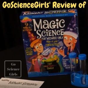 Review Magic Science Wizard Only Kit