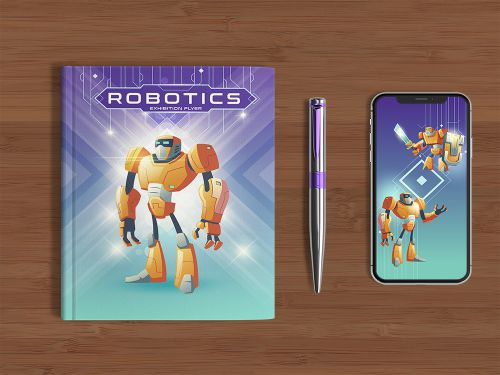 Robotics Book Template
