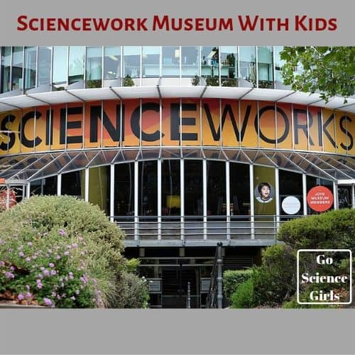 Scienceworks Museum With Kids