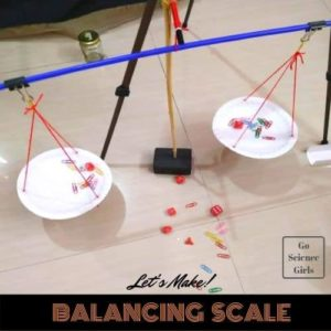 Lets make balancing scale