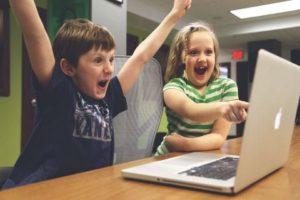 Kids Learning Code