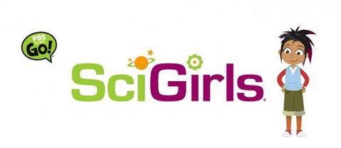 SciGirls Go Science Girls