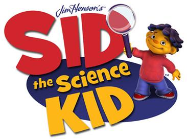 Sid the science kid logo