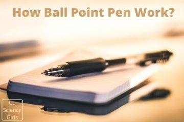 How Ball Point Pen Work_
