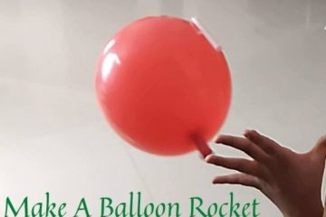 Build a balloon Rocket
