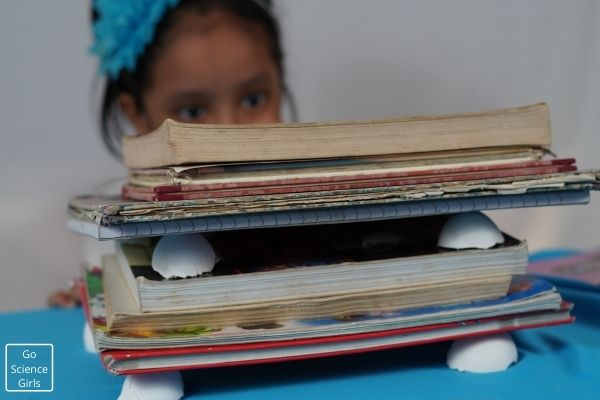 Books On Eggshell