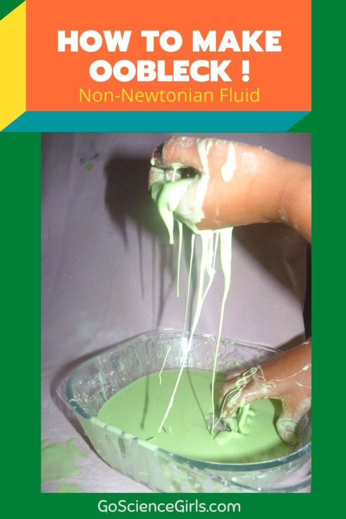 How To Make Non Newtonian Fluid