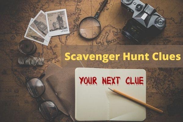 Clues hunt 10 Best