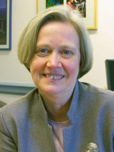 Shirley Tilghman