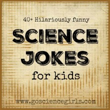 {Hilariously Funny} Science Jokes for Kids