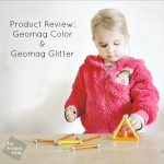 Review: Geomag Color & Geomag Glitter